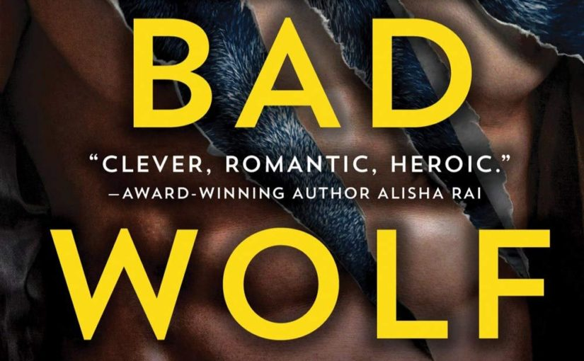 Review: <i>Big Bad Wolf</i> by Suleikha Snyder